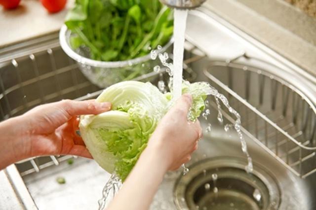 เครื่องล้างผักและผลไม้